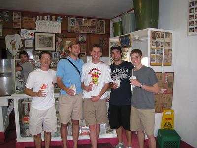 Ben Carroll and Friends