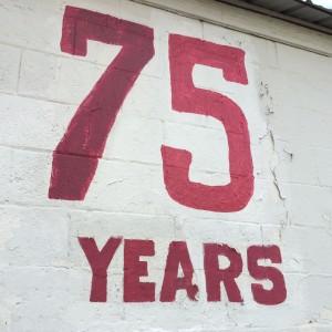 75 years!