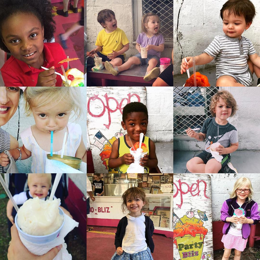 We ❤️ our littlest 🍧 fans!