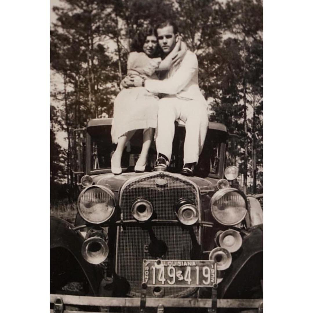 Mary & Ernest circa 1932! It's. We are serious about No Shortcuts to Quality: our syrups are all made fresh with spring water and cane sugar, and our ice is also clean and unaffected by the boil advisory. Come have a snoball! Open regular hours 1-7 pm today and thru the end of September – Tuesday to Sunday, closed Monday. October hours TBA! ✌🏼❤️🍧