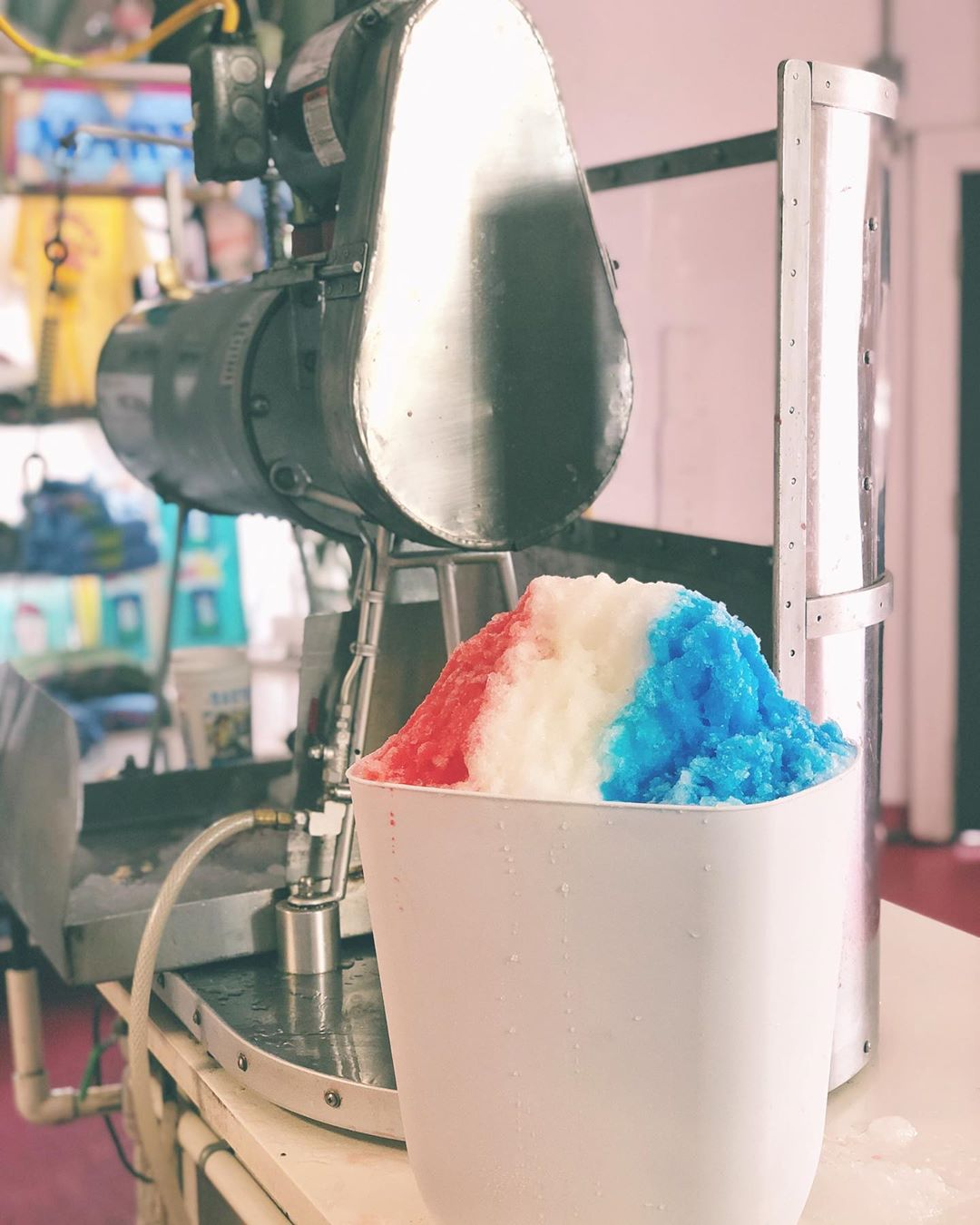 We will be OPEN regular hours this July 4th from 1-7 pm and all weekend, too. ✌🏽💜🍧🇺🇸